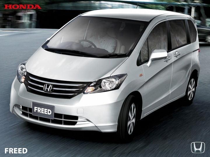 Honda MPV