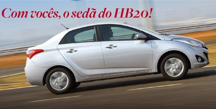 Hyundai HB20 Sedan (1)