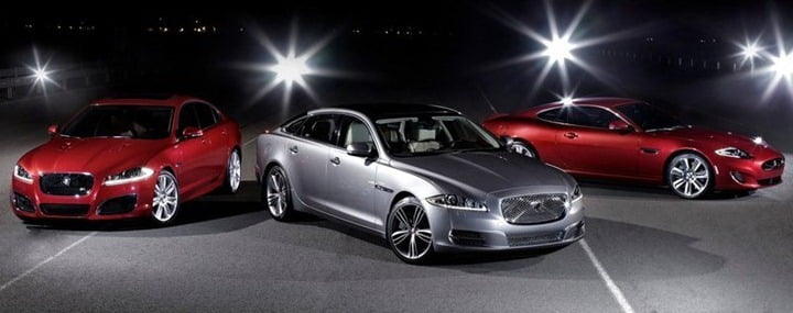 Jaguarg XF Local Assembly Starts In India (1)