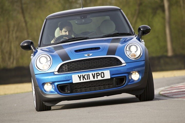 Mini Cooper SD Diesel For India 1