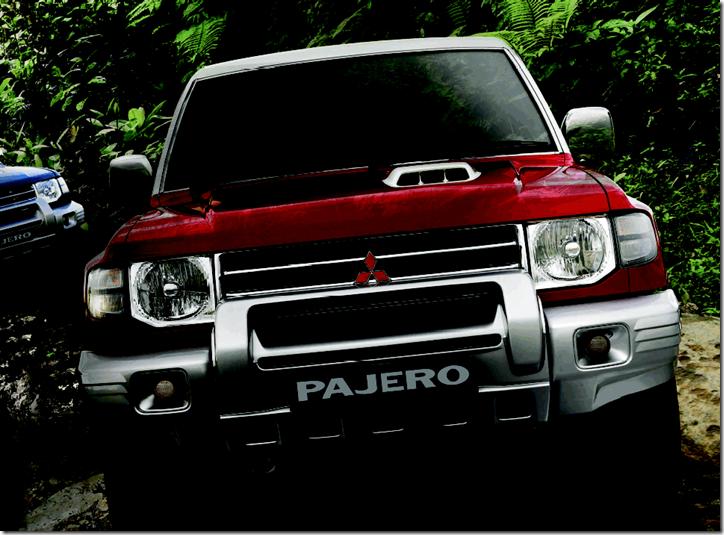 Mitsubishi Pajero SFX