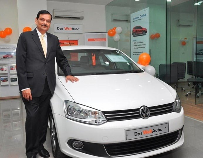 Volkswagen Das WeltAuto Launched In India