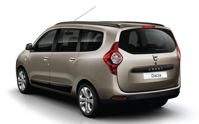 Renault Dacia Lodgy India in 2014 1