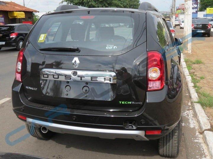 Renault Duster Automatic Brazil TechRoro