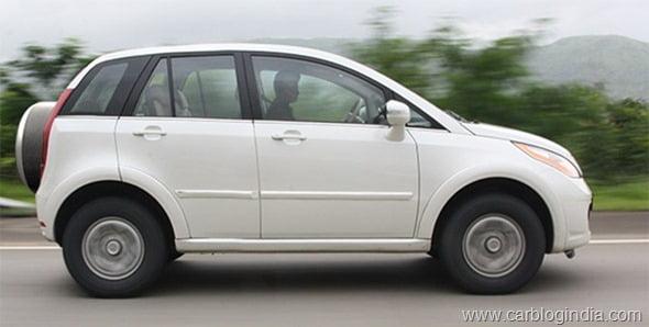 Tata Aria Mini Compact MPV