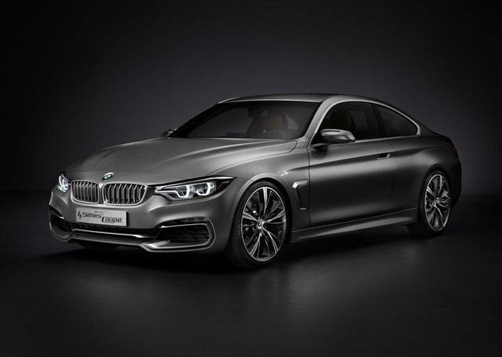 2013 BMW 4 Series (1)