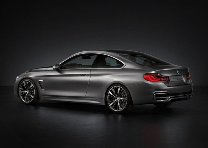 2013 BMW 4 Series (2)
