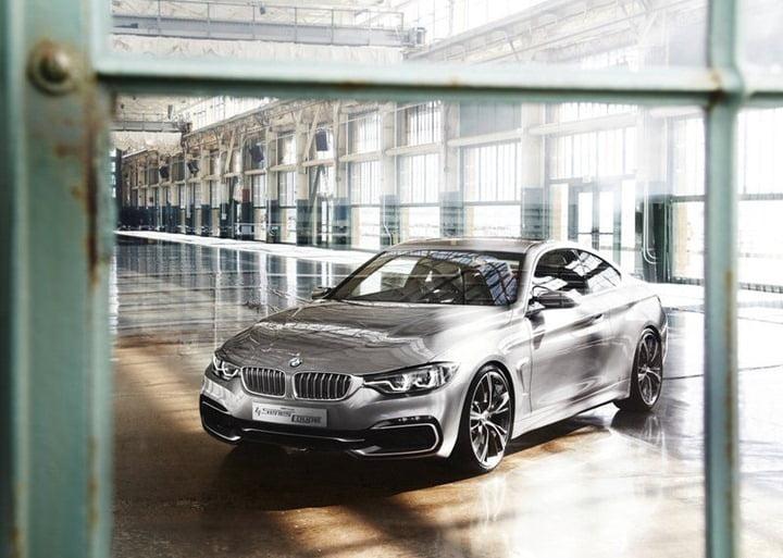 2013 BMW 4 Series (4)