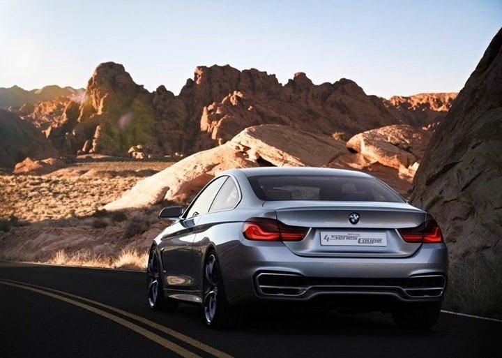 2013 BMW 4 Series (5)