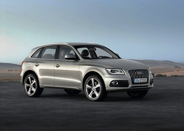 2013 Audi Q5 SUV New Model Launched At Rs. 43.16 Lakhs
