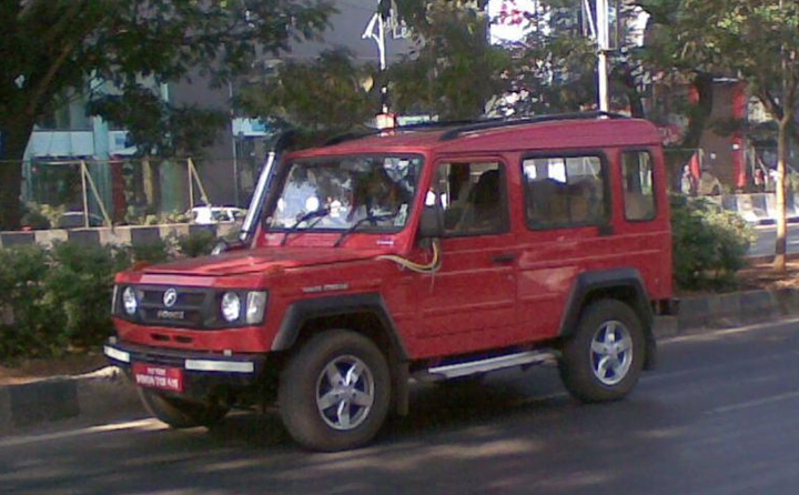 2013 Force Gurkha SUV