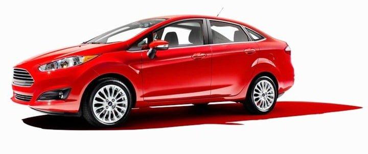 2013 Ford Fiesta Sedan (6)