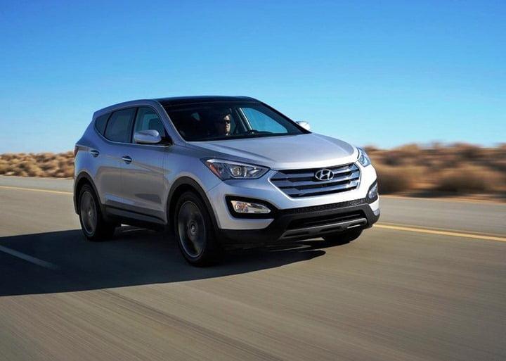 2013 Hyundai Sansta Fe (5)