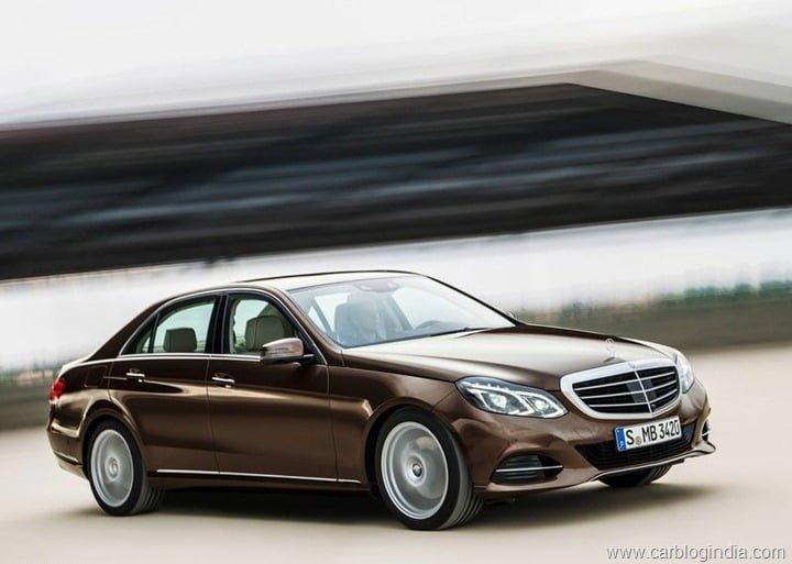 2013 Mercedes E Class New Model (2)