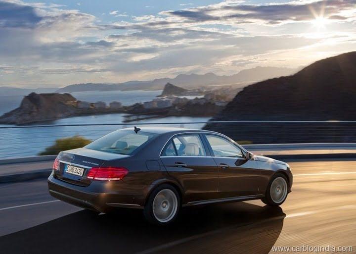 2013 Mercedes E Class New Model (5)
