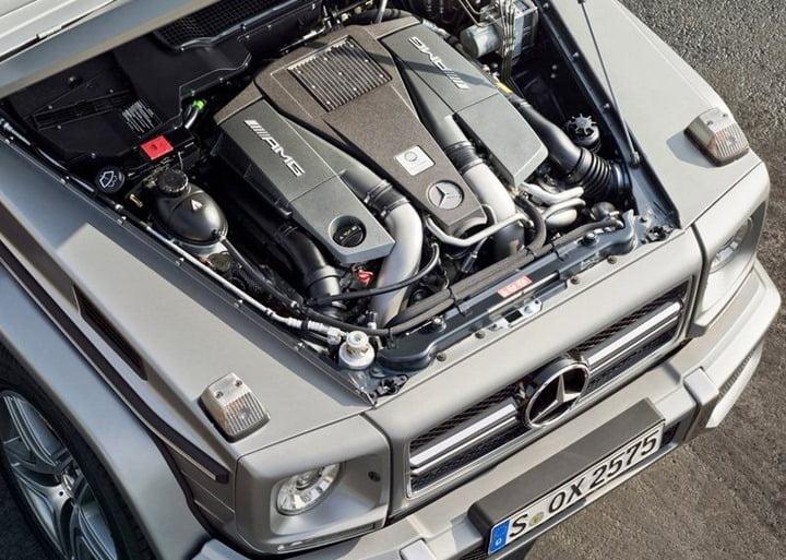 2013 Mercedes G63 AMG (1)