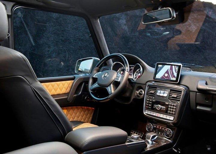 2013 Mercedes G63 AMG (6)