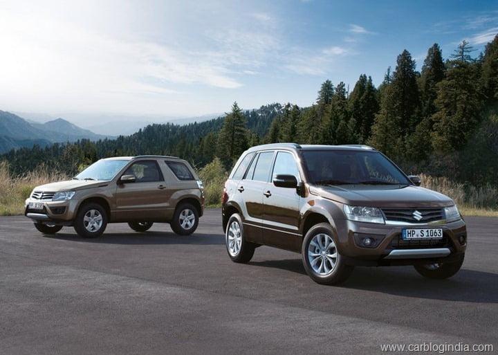 2013 Suzuki Grand Vitara (4)