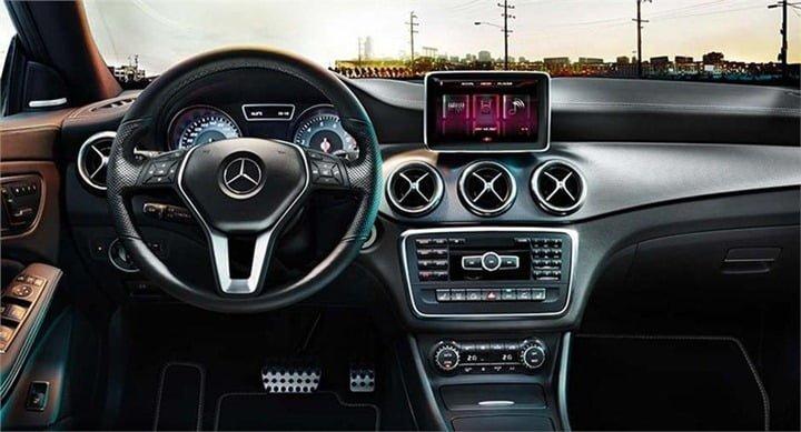 2014 Mercedes CLA Sedan (5)