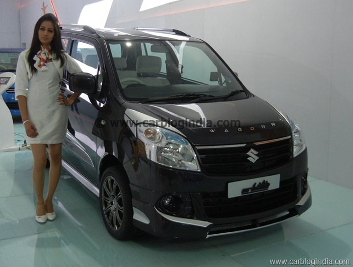 Maruti Small Car Between A Star And Zen Estilo Coming In 2013