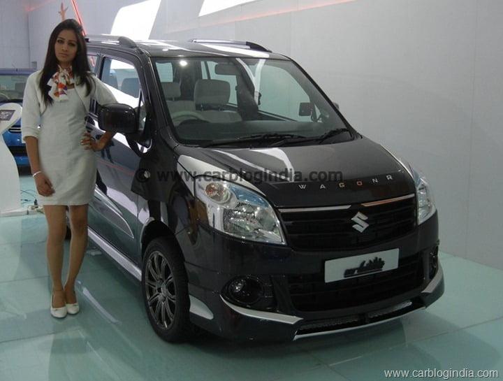Maruti Suzuki Small Car Between A-Star And Estilo