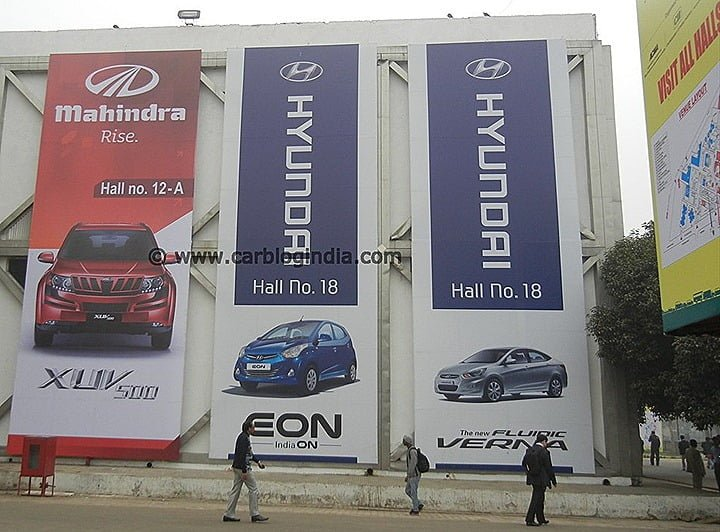 2014 Auto Expo In Greater Noida