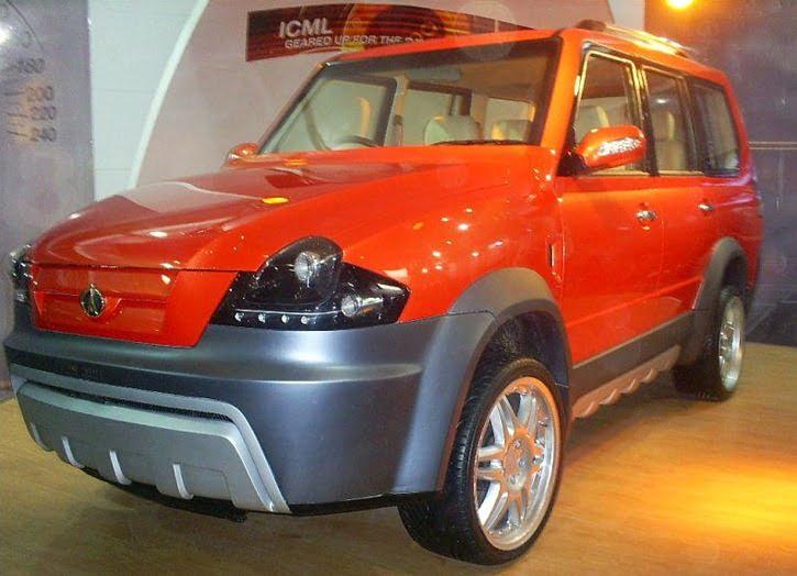 ICML Concept SUV