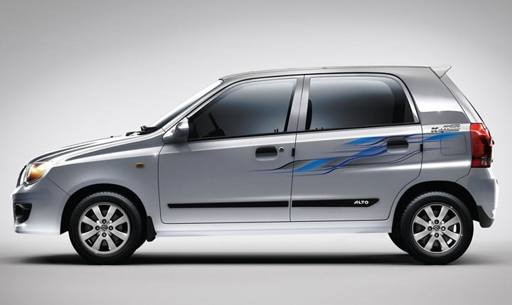 Maruti Alto K10 Facelift Launch Soon