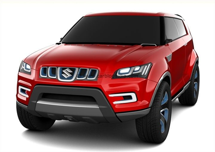 Maruti Xa Alpha Compact Suv To Launch In 2014 Under Rs 7