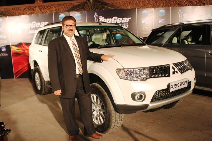 Mitsubishi Pajer Sport - SUV Of The Year