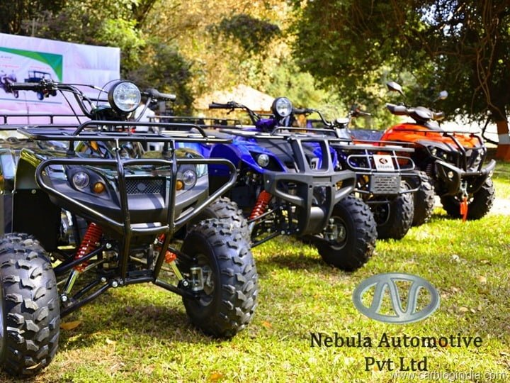 Nebula ATV Launched In India