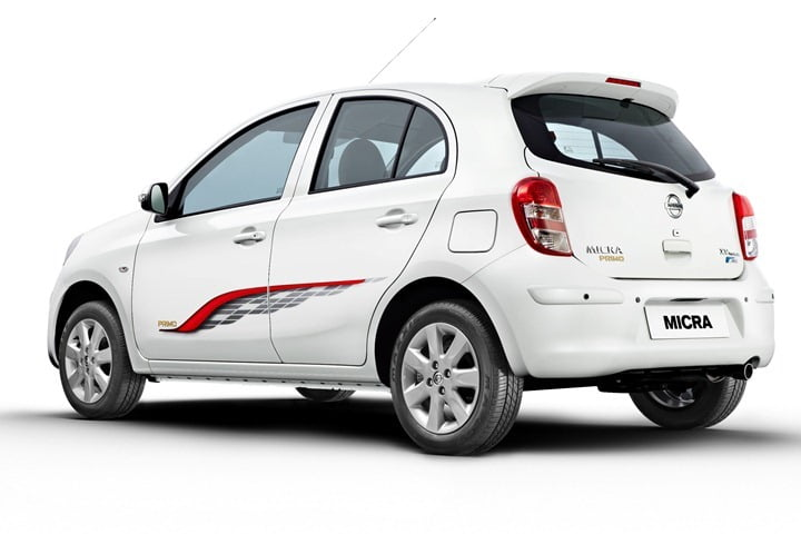 Nissan Micra Active Low Cost Model