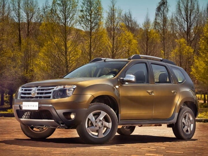 Renault Duster RxZ Plus