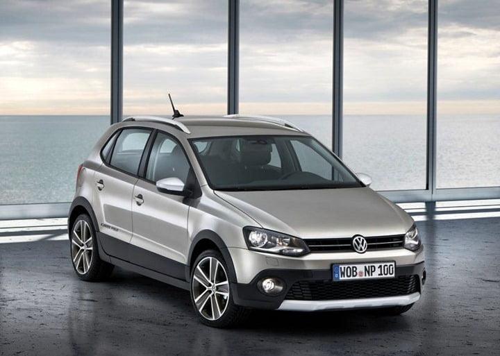 Volkswagen Cross Polo (0)