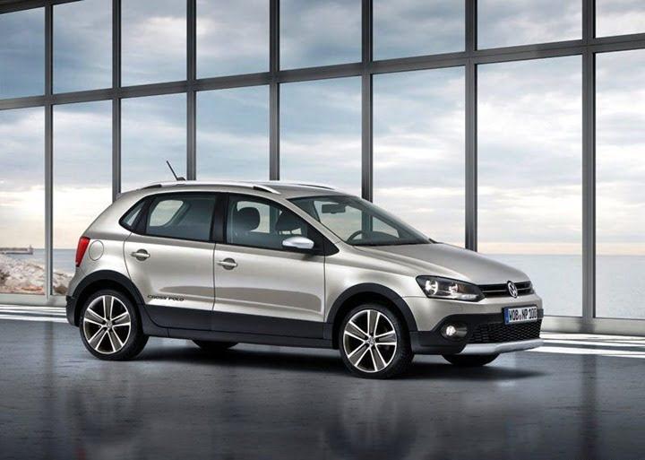 Volkswagen Cross Polo (3)