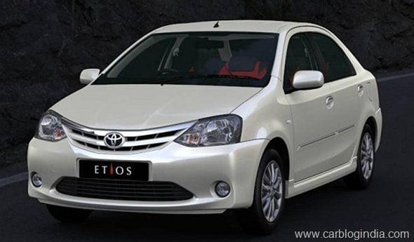 Toyota Etios Compact Sedan
