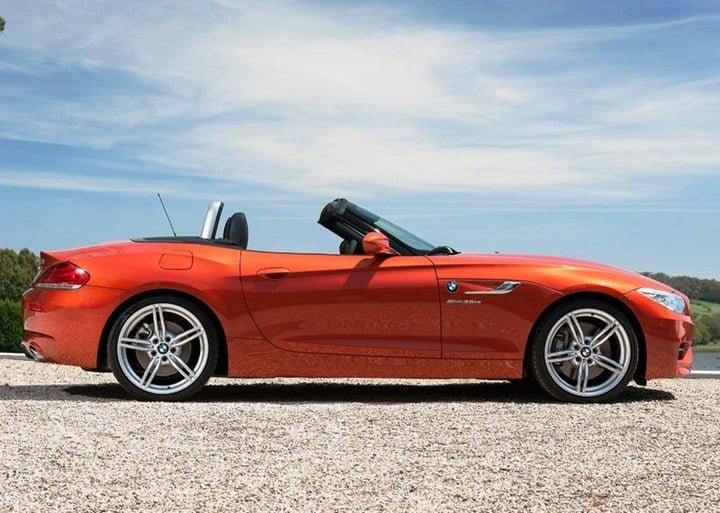 2013 Bmw Z4 Coupe Officially Revealed Pictures And Details