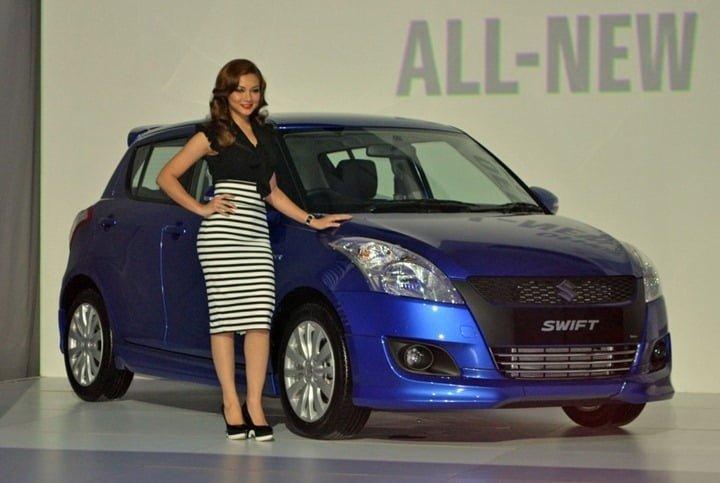 2013 Maruti Suzuki Swift Front1