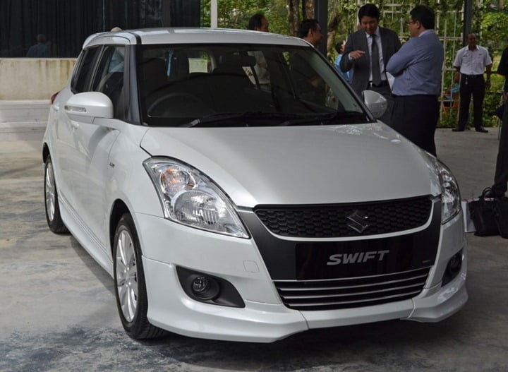 2013 Maruti Suzuki Swift