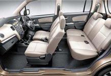 Maruti Suzuki Wagon R Interior