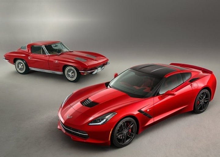 2014 Chevrolet Corvette Stingray (2)