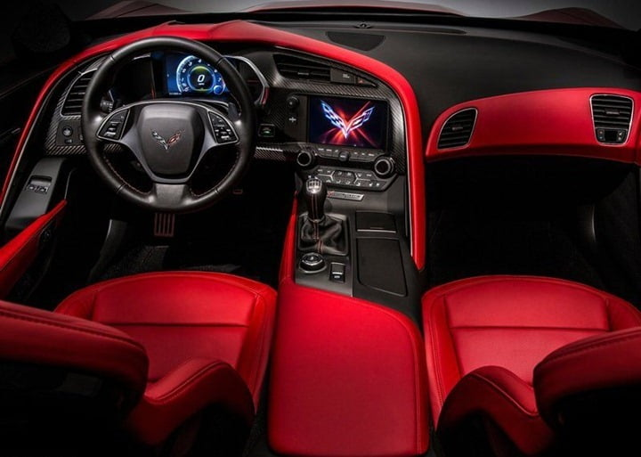 2014 Chevrolet Corvette Stingray (3)