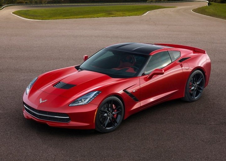2014 Chevrolet Corvette Stingray (5)