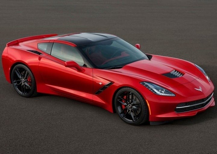 2014 Chevrolet Corvette Stingray (6)