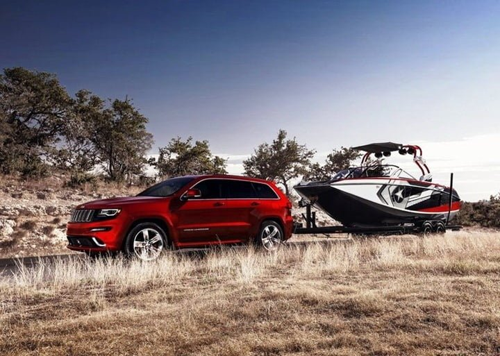 2014 Jeep Grand Cherokee SRT (1)