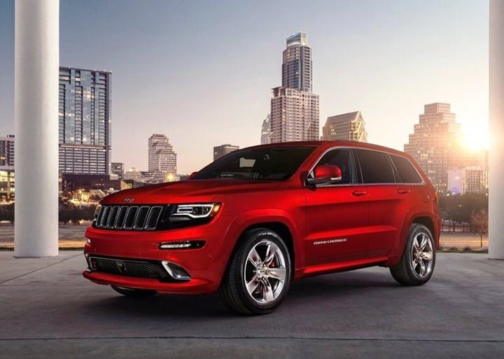 2014 Jeep Grand Cherokee SRT (3)