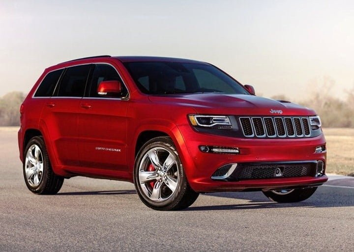 2014 Jeep Grand Cherokee SRT (4)