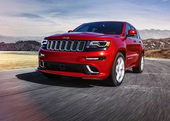 2014 Jeep Grand Cherokee SRT (5)
