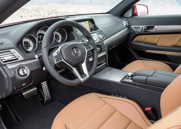 2014 Mercedes E Class Coupe (1)