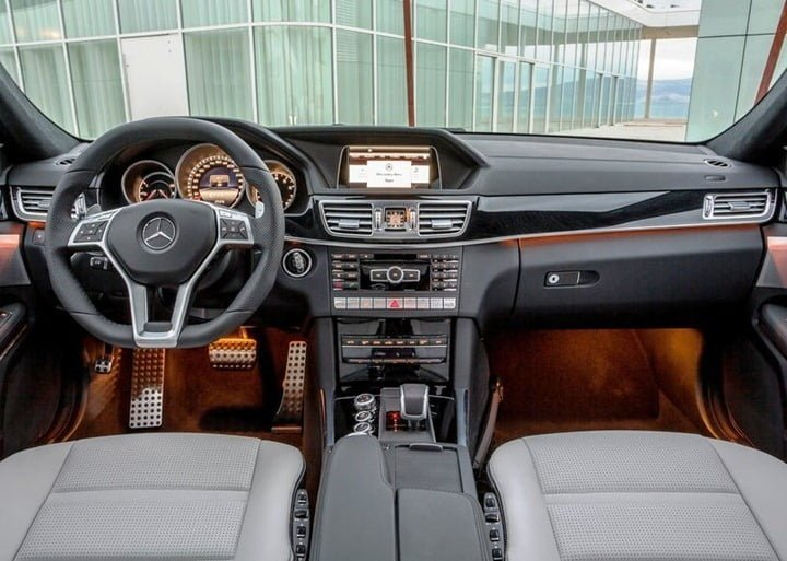 2014 Mercedes E63 AMG (2)
